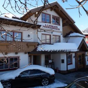 Hotelbilleder: Hotel Garni Landhaus Trenkenbach, Schladming