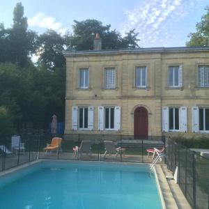 Hotel Pictures: Gite Du Chateau La Blancherie, La Brede