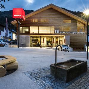 Hotellikuvia: alpen select apartments Kleinwalsertal, Mittelberg