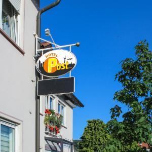 Hotelbilleder: Hotel Post, Rosbach vor der Höhe
