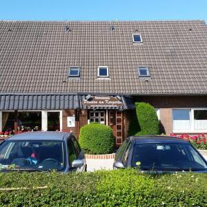 Hotel Pictures: Pension am Kurgarten, Bensersiel