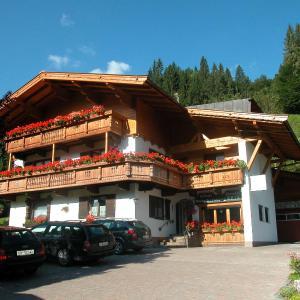 Hotellikuvia: Gästehaus Brix, Kelchsau