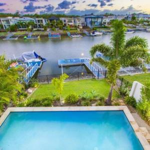 酒店图片: Holiday Home Quayside, 黄金海岸