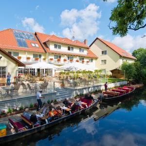 Hotelbilleder: Spreewaldhotel Stephanshof, Lübben