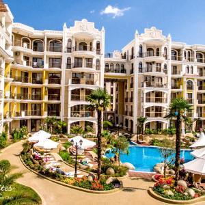Zdjęcia hotelu: Apartcomplex Harmony Suites - Monte Carlo, Słoneczny Brzeg