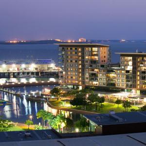 酒店图片: Saltwater Suites - 1,2 & 3 Bed Waterfront Apartments, 达尔文