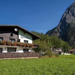 Fotografie hotelů: Biancas Ferienwohnung im Haus Roswitha, Tumpen