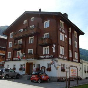 Hotel Pictures: Tannenhof, Oberwald, Oberwald