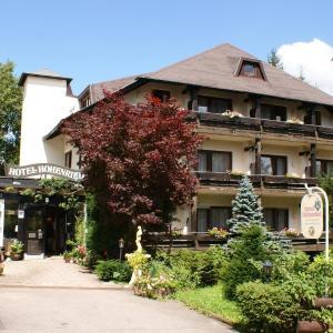 Hotelbilleder: Hotel Hohenried Im Rosengarten, Freudenstadt