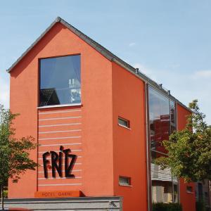 Hotelbilleder: Hotel F-RITZ, Slesvig