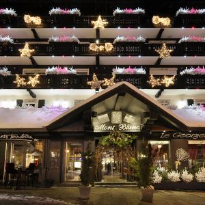 Hotel Pictures: Hotel Mont Blanc, Megève