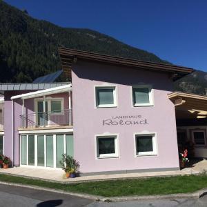 ホテル写真: Landhaus Roland, Umhausen