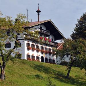 ホテル写真: Hotel Baumgarten, Angerberg