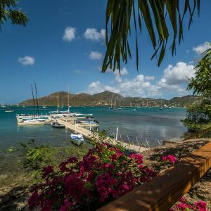 Hotelbilder: The Lodge - Antigua, English Harbour Town
