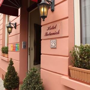 酒店图片: Hotel Botaniek, 布鲁日
