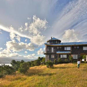 Фотографии отеля: Casa Barco Chiloe, Quilquico