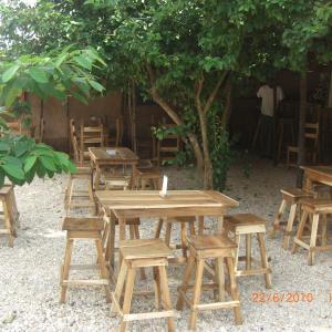Hotel Pictures: Le Jardin Secret Ouidah, Ouidah