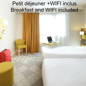 Hotel Pictures: ibis Styles Tours Centre, Tours