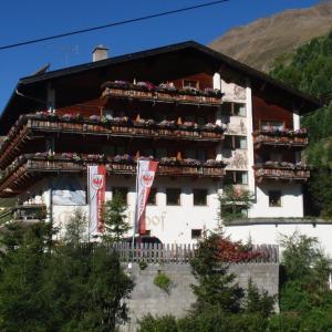 ホテル写真: Geierwallihof, Vent