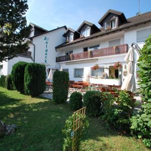 Hotelbilleder: Hotel Gasthof Waldeck, Oberthulba