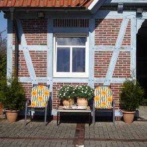Hotelbilleder: Casa Carina Ferienwohnung, Süderschweiburg