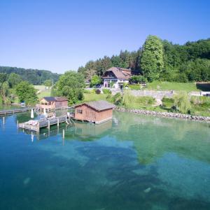 Hotellikuvia: Litzlberger Keller, Seewalchen