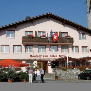 Hotel Pictures: Hotel zum Roten Löwen, Hildisrieden
