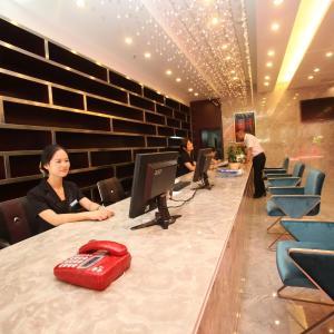 Hotel Pictures: Jingmen Haiyi City Hotel Jinxia Branch, Jingmen