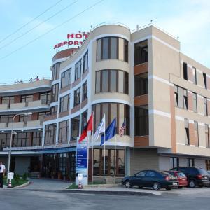 Фотографии отеля: Hotel Airport Tirana, Ринас