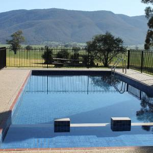 Hotelbilleder: Mountain View Motel, Corryong
