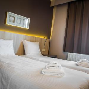 Zdjęcia hotelu: Hotel Les 100 Ciels, Saint-Hubert