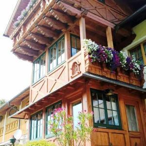 ホテル写真: Haus Hochegg, Faistenau