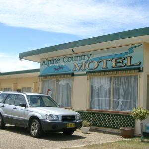 Foto Hotel: Alpine Country Motel, Cooma