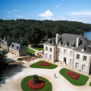 Hotel Pictures: Château de Locguénolé, Kervignac