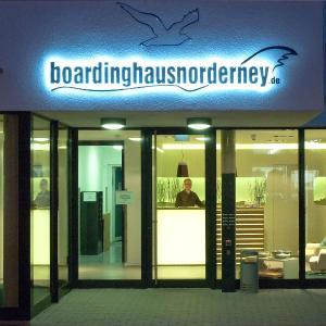 Hotelbilleder: Boardinghaus Norderney, Norderney