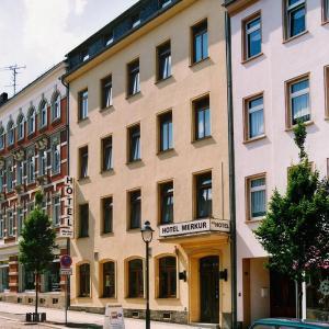 Hotelbilleder: Hotel Merkur Garni, Zwickau