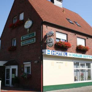Hotelbilleder: Hotel Haus Wittwer, Emden