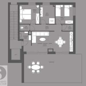 Hotel Pictures: Apartments Steinacher, Seeboden