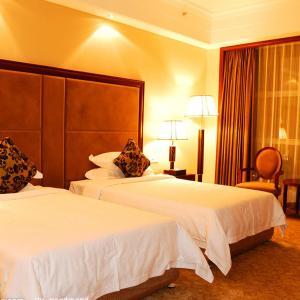 Hotelbilder: Bengbu Lover Talks Theme Inn Wanda Square Branch, Bengbu