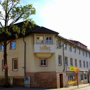 Hotelbilleder: Hotel Sonne, Leinfelden-Echterdingen
