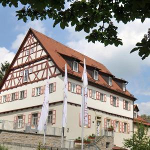 Hotel Pictures: Hotel & Restaurant Amtshaus, Mulfingen-Ailringen