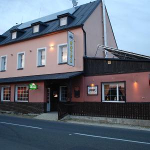 Hotel Pictures: Pension Horiz, Moldava