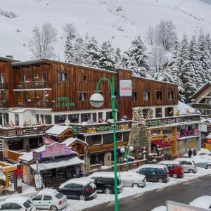 Hotel Pictures: Hotel Le Cairn, Les Deux Alpes