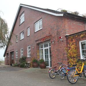 Hotelbilleder: Traberhof, Wangerland-Schillig