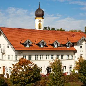 Hotelbilleder: Pfaffinger Hof, Pfaffing