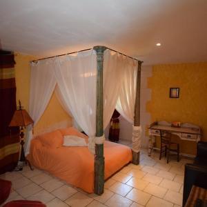 Hotel Pictures: Secrets De Brenne, Le Blanc