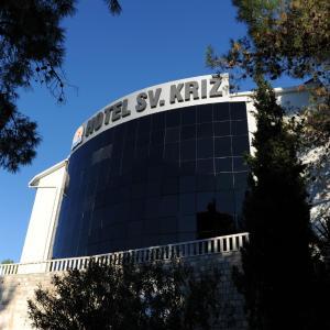 Hotellikuvia: Hotel Sveti Kriz, Trogir