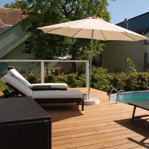 Hotellbilder: Ferienhaus Donauvilla Wien, Korneuburg