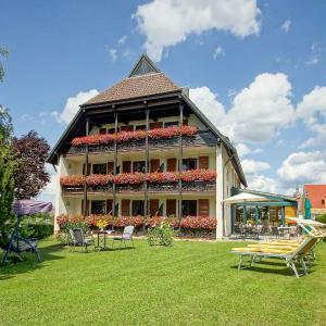 Hotelbilleder: Hotel Stegner, Rödelsee