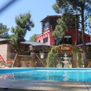 Hotelbilleder: Cabañas El Secreto, Monte Hermoso